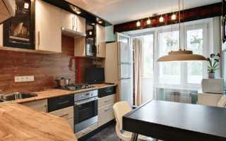 Дизайн интерьера кухни 16 кв м