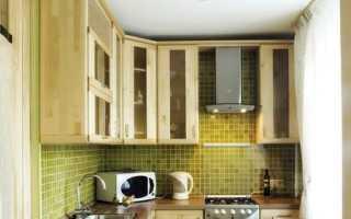 Дизайн кухни 2 3 с окном
