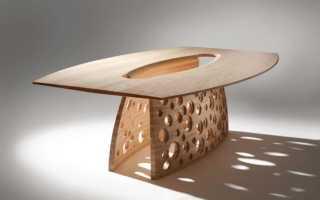 Ножки для столика из дерева