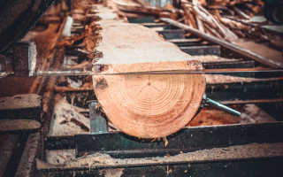 Производство древесных материалов