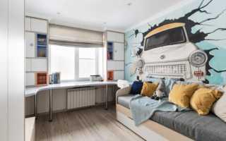 Детские спальни дизайн для мальчиков
