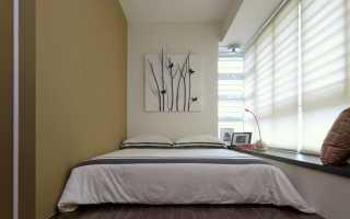Балкон спальня дизайн фото