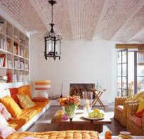 Дизайн в марокканском стиле