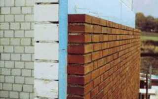 Толщина пенопласта для утепления стен снаружи