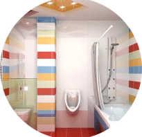 Ванна и туалет совмещенные фото дизайн