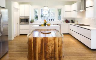 Дизайн кухни 40 кв м