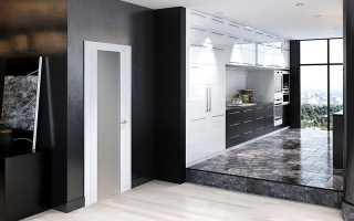 Межкомнатные двери материалы изготовления