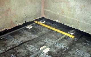 Маяки для бетона