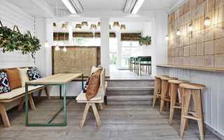 Дизайн квартиры в эко стиле