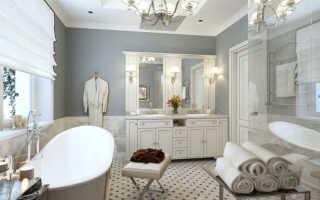 Ванные комнаты в скандинавском стиле дизайн фото