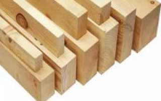 Виды материалов из древесины