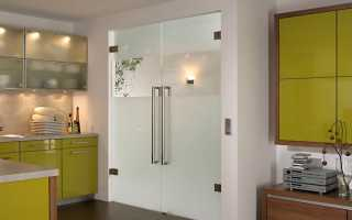 Дизайн дверей на кухню фото