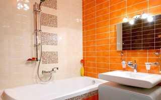 Ванная комната 3 на 3 дизайн фото