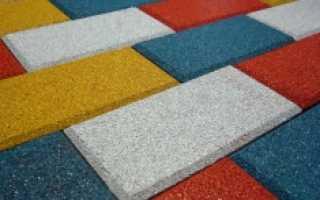 Материал для тротуарной плитки