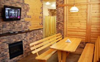 Дизайн комнаты отдыха в современном стиле