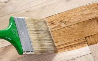 Быстросохнущий лак для дерева для внутренних работ