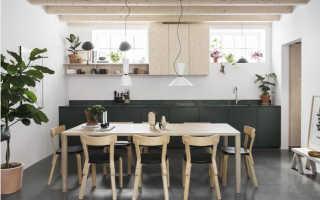 Стиль рустик в интерьере дома