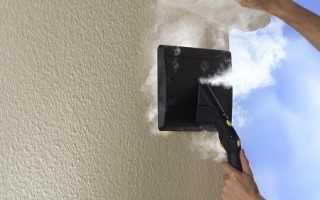 Как снять флизелиновые обои со стен быстро