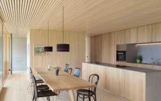 Декор деревянного потолка