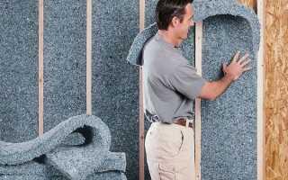 Какие материалы лучше для шумоизоляции квартиры