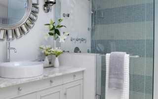 Ванна 4 квадрата дизайн