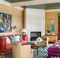 Цвет в интерьере квартиры сочетание