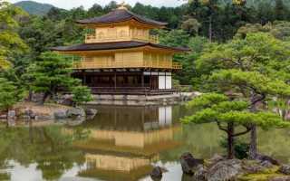 Китайский стиль в ландшафтном дизайне