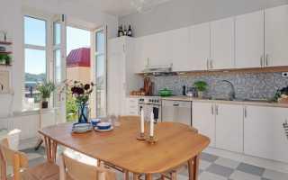 Дизайн кухни 15 квадратов