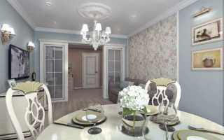 Дизайн квартиры в стиле классики