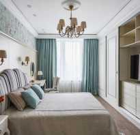 Интерьер спален в классическом стиле