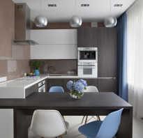 Современный стильный интерьер квартиры