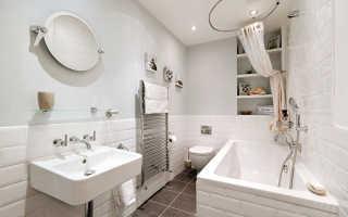 Ванная комната дизайн скандинавский стиль