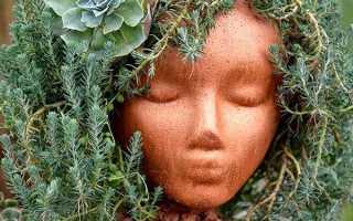 Фигурки для сада из дерева