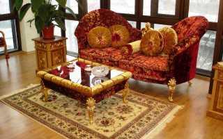 Турецкие ковры в интерьере