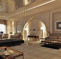 Интерьер в стиле марокко