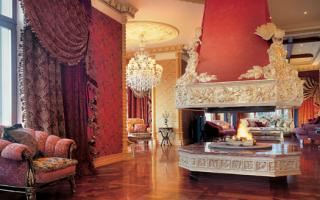 Стиль интерьера 19 века