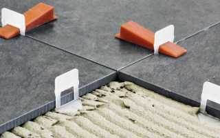 Система длс для укладки плитки