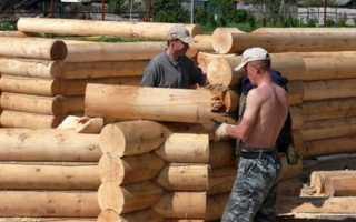 Деревянные строительные материалы