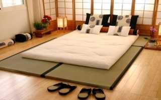Дизайн комнаты японский стиль