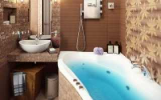 Ванная 2 кв м дизайн без туалета