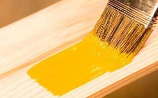 Что такое акриловая краска для дерева