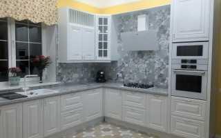 Дизайн кухни 10 квадратных метров фото