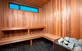 Напольная плитка в баню