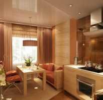 Дизайн кухни 10 м с диваном