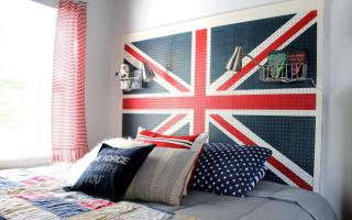 Лондонский стиль в интерьере