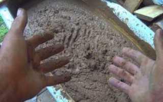 Цемент расход на м2 штукатурки