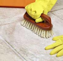 Средство для чистки плитки после ремонта