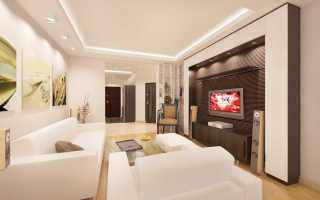 Дизайн комнат в стиле минимализм