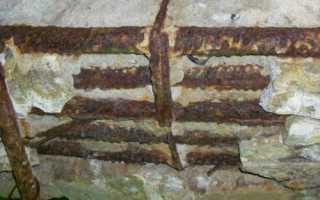 Минимальная толщина бетона
