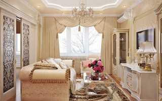 Красивые интерьеры квартир в классическом стиле